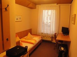 Habitación del hostal
