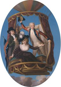 424px-Captain_Vincenzo_Lunardi_with_his_Assistant_George_Biggin,_and_Mrs._Letitia_Anne_Sage,_in_a_Balloon,_by_John_Francis_Rigaud_(1742-1810)
