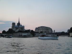 París en agosto de 2013