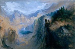 John_Martin_-_Manfred_on_the_Jungfrau_(1837)